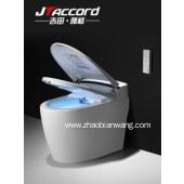 吉田雅格一体式电动智能马桶一键全自动冲洗烘干家用无水箱坐便器