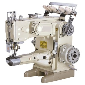 纵筒型三针五线双面饰绷缝机 1500-156M
