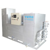 全自动油水分离器 大型商场美食城集成式油水分离器