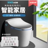 厂家批发智能坐便器 白色智能马桶一体机 04 洁身器自动加热oem
