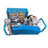 JGX100/ET 迷你空气压缩机(高压,适用消防呼吸潜水)空气填充泵