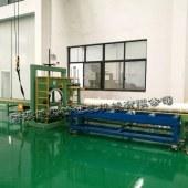 管材水平缠绕包装机(不锈钢管、铝型材、PVC管)自动打包机