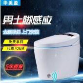 新款智能马桶一体式全自动感应马桶厂家批发直销烘干遥控即热式300坑距