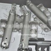 宁波长期销售铝压铸件 铝铸造件 轮椅配件 精密铸造