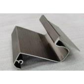 冰箱边框 展示柜铝型材开模 来图来样定做生产 铝合金包边