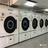 转让上海航星12公斤干洗机 免检小型蒸汽发生器 海口 洗涤设备