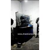 四色轮转水洗唛印刷机