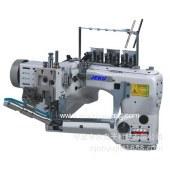 四针六线曲臂拼缝机