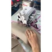 EX双针双链口袋包缝机