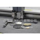 瑞洲科技_数控切割机 海绵模板切割机械设备复合材料橡胶裁切机