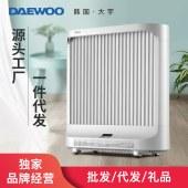 大宇(DAEWOO)取暖器家用暖风机电暖器对流欧式静音节能电暖气