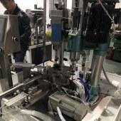 定制非标全自动数控钻孔攻丝机 多轴自动钻孔倒角攻牙机 台式钻床