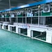 供应流水线 自动化设备 自动流水线 倍速链流水线 装配流水线