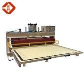 平面热压机大型服装生产配套热压机YP-120S型 液压式平面热压机