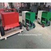 CS-150型充砂机 小型手推式运动草坪冲砂机 充砂均匀使用方便