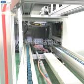 宁波迅达 双层倍速链流水线 潜水泵装配生产线