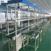 宁波迅达-皮带流水线-工作台皮带生产装配线