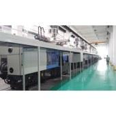 永顺隆车间自动化输送流水线 PVC皮带输送线 电子生产线 传送生产线