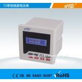 专业生产单相电压表